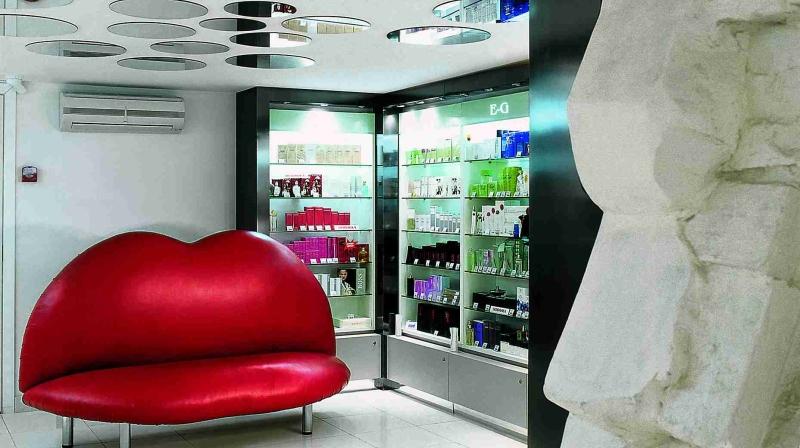 Дизайн парфюмерии